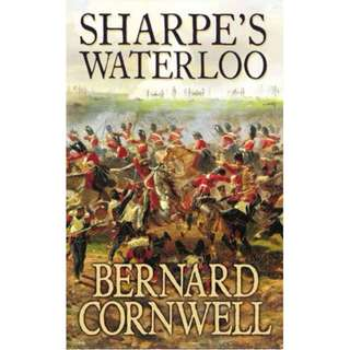 [eBook] Sharpe's Waterloo - Bernard Cornwell