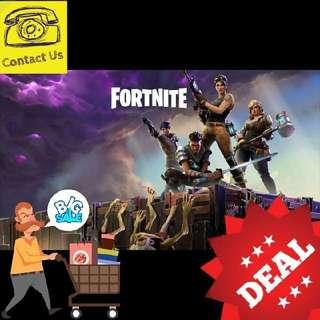 FORNITE | SAVE THE WORLD | PS4/XBOX/PC
