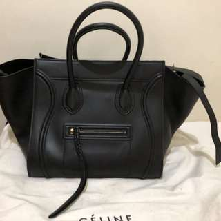 Celine phantom square bag