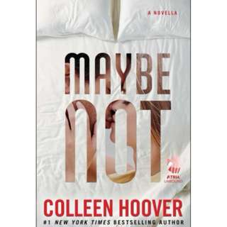 [eBook] Maybe Not - Colleen Hoover