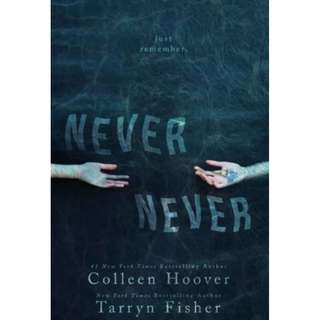 [eBook] Never Never - Colleen Hoover