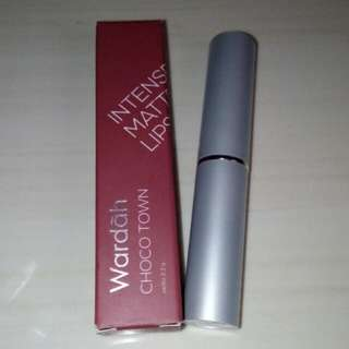 NEW Wardah Intense Matte Lipstick 11
