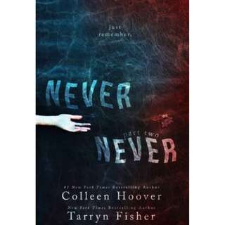 [eBook] Never Never (Part Two) - Colleen Hoover