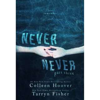 [eBook] Never Never (Part Three) - Colleen Hoover