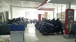 Ready Yamaha Nmax dan Xmax