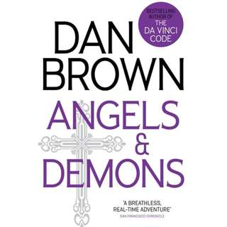 [eBook] Angels & Demons - Dan Brown