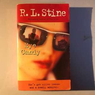 eye candy book by R.L Stine