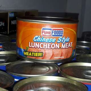 PUREFOODS CHINESE LUNCHEONMEAT