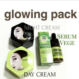 Paket Magic glosy free ongkir