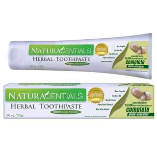 Naturacencials Toothpaste