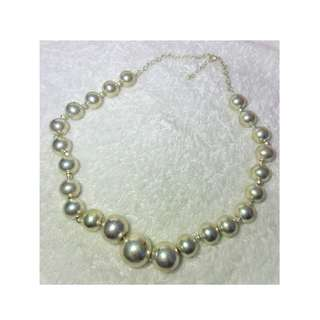 Pearl Like Necklace