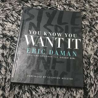 You Know You Want It - Eric Daman