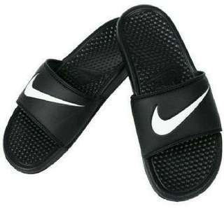 Real Nike unisex Slides