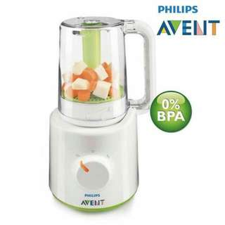 Avent Steamer & Blender 2-in-1