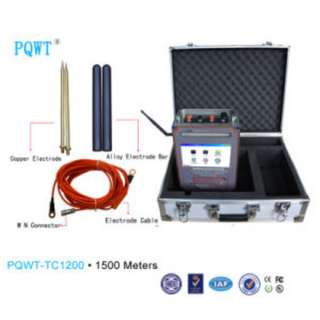Cable underground pipeline detection metal pipe