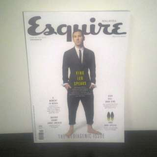 ESQUIRE Magazine (Malaysia Edition) - March 2013
