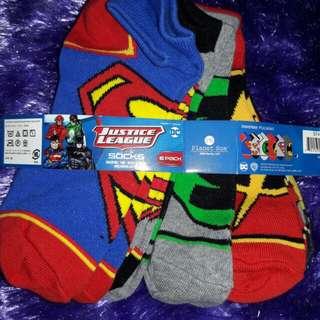 Justice league socks
