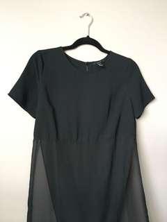 F21 Long shirt