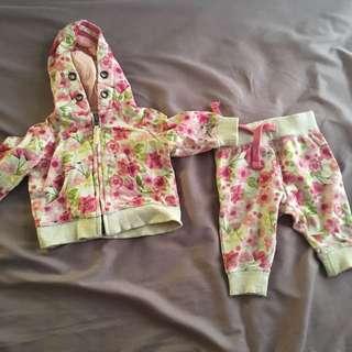 Preloved Mothercare Baby Girl