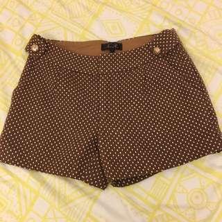 專櫃品牌羊毛短褲