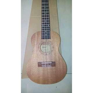 Ukulele Concert size mahogany
