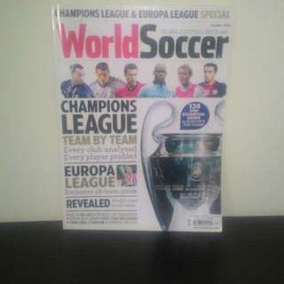 FOOTBALL Magazine World Soccer (Champions League Edition)