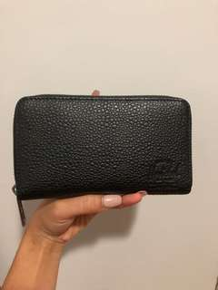 Herschel's Black wallet