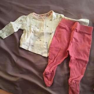 Baju Baby Girl Mothercare