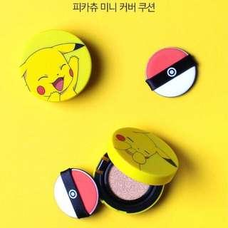 TonyMoly Pikachu Mini Cover Cushion #easter20