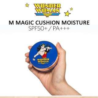 MISSHA X Wonder Woman Magic Cushion Moisture #easter20