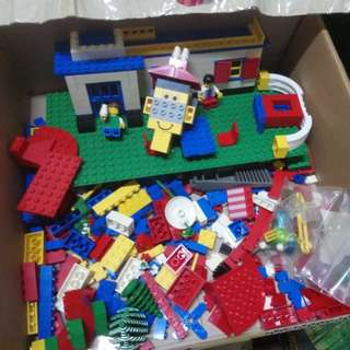 Lego freestyle 散件