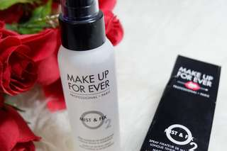 Make Up For Ever Mist n Fix