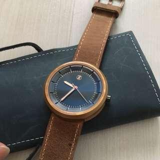 Zelos Bronze Chroma watch