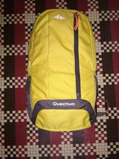 Tas Ransel Quechua Arpenaz 20L Hiking Backpack - Yellow