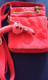 Kipling el dorado cross body bag ( AUTHENTIC AND ORIGINAL BOUGHT AT MACYS USA)