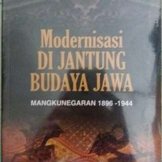 Modernisasi di jantung budaya jawa