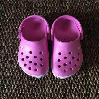 Kids Crocband Clog C6