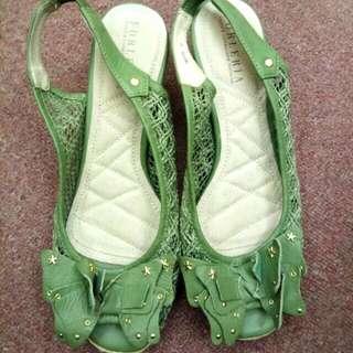 Sandals船踭涼鞋