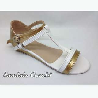 Ladies shoes and sandals slippers