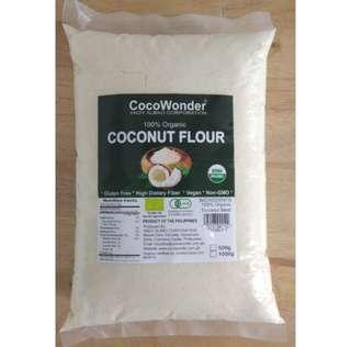 Organic Coconut Flour (1kg)