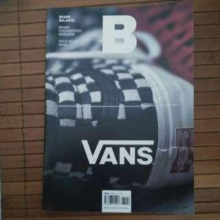 B Magazine : Issue 44 : Vans