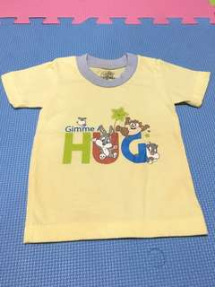 Authentic Looney tunes baby shirt