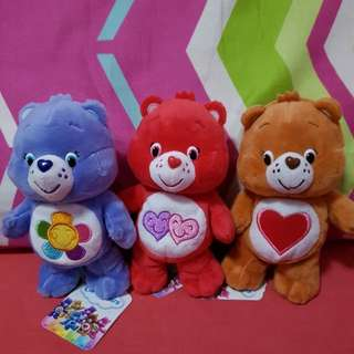 Care Bears set