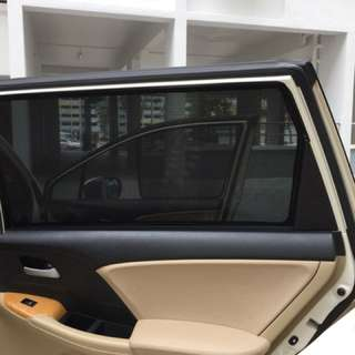 Honda Odyssey 2009-2012 RB3-4 Magnetic Sunshade