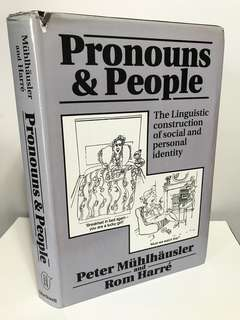 Pronouns and People