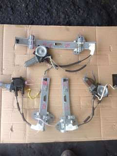 motor power window honda accord sv4