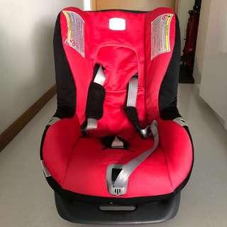 Preloved Britax First Class Car Seat