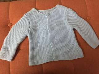 Baby jacket mothercare