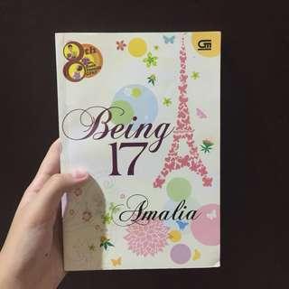 #BONUSMARET Novel Being 17 by Amalia
