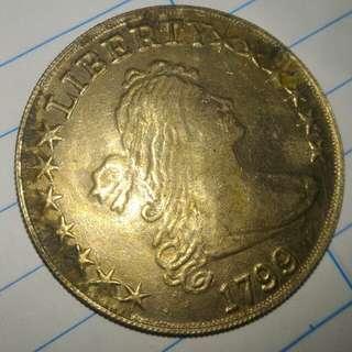 1799钱币 价钱可以商量或者兑换物品